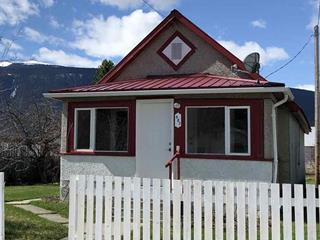 House for sale in McBride - Town, McBride, Robson Valley, 883 3rd Avenue, 262468523   Realtylink.org