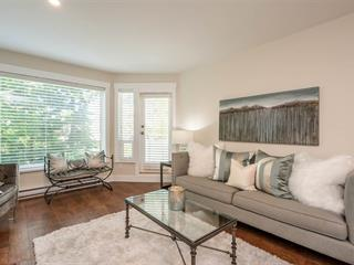Apartment for sale in King George Corridor, Surrey, South Surrey White Rock, 208 2855 152 Street, 262480321 | Realtylink.org