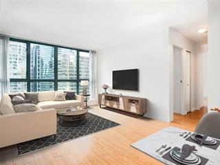Apartment for sale in Coal Harbour, Vancouver, Vancouver West, 1805 1238 Melville Street, 262475687 | Realtylink.org