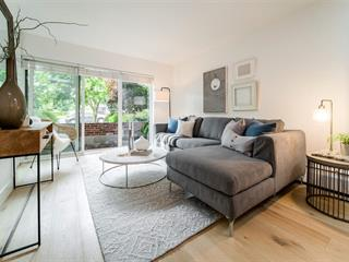Apartment for sale in Kitsilano, Vancouver, Vancouver West, 201 2025 W 2nd Avenue, 262492561 | Realtylink.org