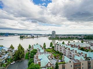 Apartment for sale in Quay, New Westminster, New Westminster, 1404 1135 Quayside Drive, 262493232 | Realtylink.org