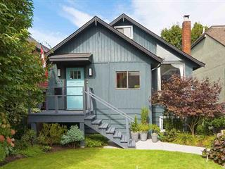 House for sale in Point Grey, Vancouver, Vancouver West, 4133 W 11th Avenue, 262491734   Realtylink.org