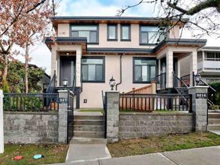 1/2 Duplex for sale in Renfrew Heights, Vancouver, Vancouver East, 3214 Vimy Crescent, 262492741 | Realtylink.org