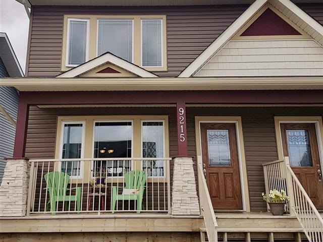 1/2 Duplex for sale in Fort St. John - City NE, Fort St. John, Fort St. John, 9215 102 Avenue, 262461789 | Realtylink.org