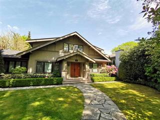 House for sale in Shaughnessy, Vancouver, Vancouver West, 1323 W 26th Avenue, 262475039   Realtylink.org
