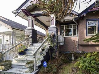 House for sale in Grandview Woodland, Vancouver, Vancouver East, 2323 E 1st Avenue, 262490988 | Realtylink.org