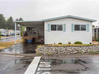 Manufactured Home for sale in King George Corridor, Surrey, South Surrey White Rock, 64 2120 King George Boulevard, 262487630 | Realtylink.org
