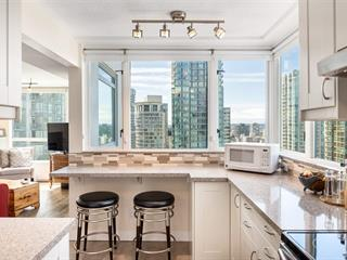Apartment for sale in Coal Harbour, Vancouver, Vancouver West, 2601 1238 Melville Street, 262479939   Realtylink.org