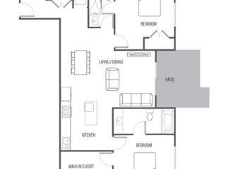Apartment for sale in East Central, Maple Ridge, Maple Ridge, 107 12320 222 Street, 262500317 | Realtylink.org