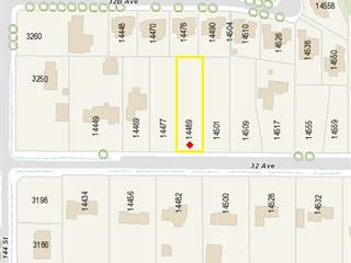 Lot for sale in Elgin Chantrell, Surrey, South Surrey White Rock, 14489 32 Avenue, 262500428   Realtylink.org