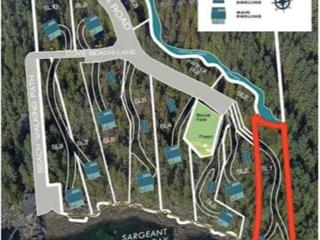 Lot for sale in Halfmn Bay Secret Cv Redroofs, Halfmoon Bay, Sunshine Coast, Lot 1 Cove Beach Road, 262492829 | Realtylink.org