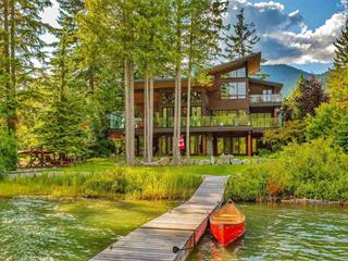 House for sale in Emerald Estates, Whistler, Whistler, 9209 Lakeshore Drive, 262499048 | Realtylink.org