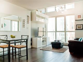 Apartment for sale in Yaletown, Vancouver, Vancouver West, 1402 1238 Richards Street, 262494620 | Realtylink.org