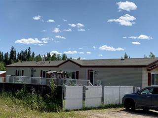 Manufactured Home for sale in Fort Nelson -Town, Fort Nelson, Fort Nelson, 5526 Pine Crescent, 262499249   Realtylink.org