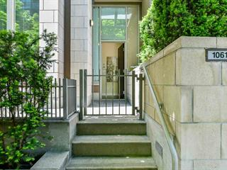 Townhouse for sale in Downtown VW, Vancouver, Vancouver West, 1061 Richards Street, 262482130 | Realtylink.org