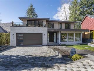 House for sale in Canyon Heights NV, North Vancouver, North Vancouver, 5199 Cliffridge Avenue, 262477926 | Realtylink.org