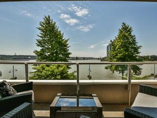 Apartment for sale in Quay, New Westminster, New Westminster, 319 1150 Quayside Drive, 262496510 | Realtylink.org