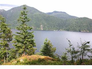 Lot for sale in Gibsons & Area, Gibsons, Sunshine Coast, Lot 8 Witherby Point Road, 262302527 | Realtylink.org
