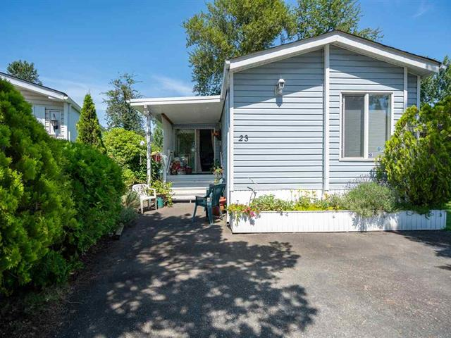 Manufactured Home for sale in Chilliwack W Young-Well, Chilliwack, Chilliwack, 23 45111 Wolfe Road, 262497324 | Realtylink.org