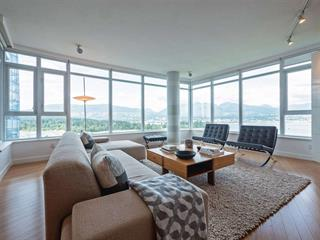 Apartment for sale in Coal Harbour, Vancouver, Vancouver West, 2301 1233 W Cordova Street, 262497172 | Realtylink.org