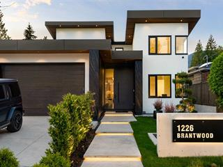 House for sale in Capilano NV, North Vancouver, North Vancouver, 1226 Brantwood Road, 262498605   Realtylink.org