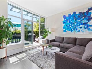 Apartment for sale in Yaletown, Vancouver, Vancouver West, 103 388 Drake Street, 262480372 | Realtylink.org