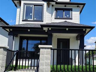 1/2 Duplex for sale in Renfrew VE, Vancouver, Vancouver East, 1122 Nanaimo Street, 262483459 | Realtylink.org