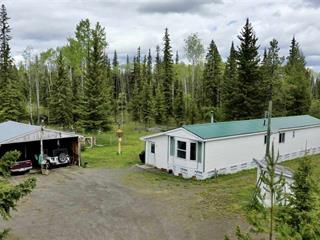 Manufactured Home for sale in 100 Mile House - Rural, 100 Mile House, 100 Mile House, 5793 Little Fort 24 Highway, 262483129 | Realtylink.org