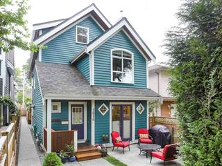 1/2 Duplex for sale in Grandview Woodland, Vancouver, Vancouver East, 1816 E 6th Avenue, 262480514 | Realtylink.org