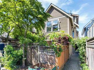 Townhouse for sale in Strathcona, Vancouver, Vancouver East, 660 Union Street, 262478741 | Realtylink.org