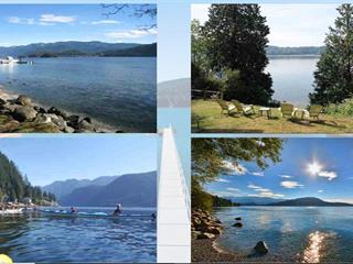 Lot for sale in Roche Point, North Vancouver, North Vancouver, 3715 Dollarton Highway, 262446688 | Realtylink.org