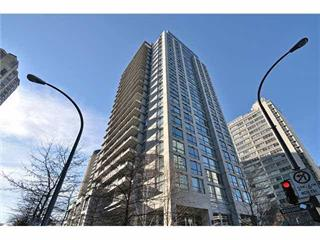 Apartment for sale in West End VW, Vancouver, Vancouver West, 2009 1420 W Georgia Street, 262485640 | Realtylink.org