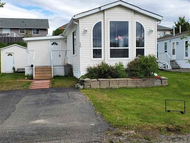 Manufactured Home for sale in Lafreniere, Prince George, PG City South, 20 7100 Aldeen Road, 262485187 | Realtylink.org