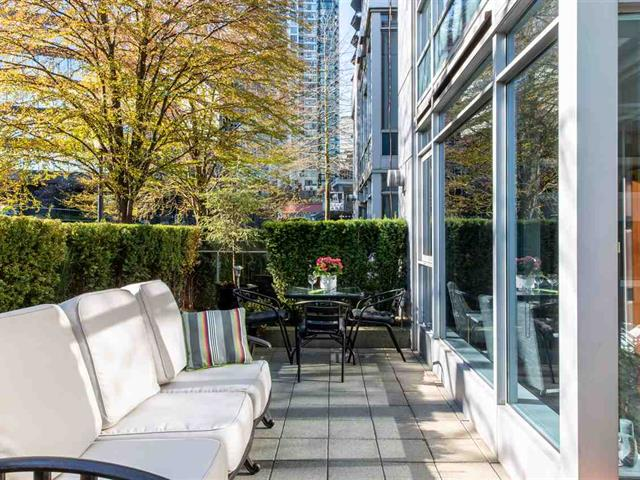 Townhouse for sale in Coal Harbour, Vancouver, Vancouver West, Th9 1233 W Cordova Street, 262482183 | Realtylink.org