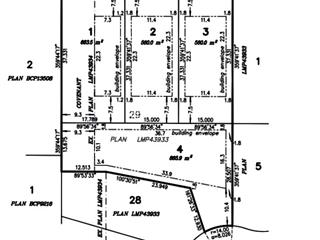 Lot for sale in Morgan Creek, Surrey, South Surrey White Rock, Lt. 3 15574 34 Avenue, 262484831 | Realtylink.org