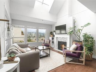 Apartment for sale in Fairview VW, Vancouver, Vancouver West, 305 910 W 8th Avenue, 262480217 | Realtylink.org
