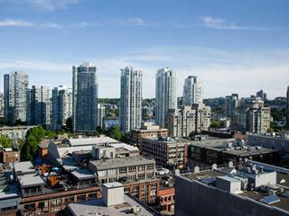 Apartment for sale in Yaletown, Vancouver, Vancouver West, 1404 1055 Homer Street, 262478050 | Realtylink.org