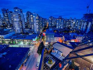Apartment for sale in Downtown VW, Vancouver, Vancouver West, 1105 1010 Howe Street, 262480245 | Realtylink.org