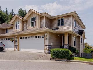 Townhouse for sale in Promontory, Chilliwack, Sardis, 42 46906 Russell Road, 262464791   Realtylink.org
