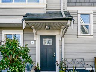 Townhouse for sale in Ladner Elementary, Delta, Ladner, 7 4949 47a Avenue, 262472334   Realtylink.org