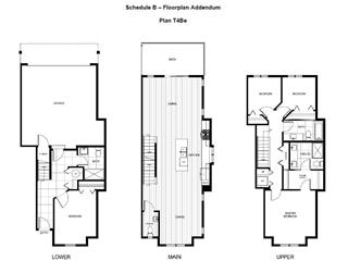 Townhouse for sale in Fleetwood Tynehead, Surrey, Surrey, 54 9718 161a Street, 262480065   Realtylink.org