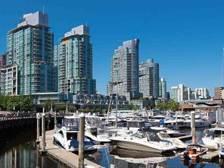 Apartment for sale in Coal Harbour, Vancouver, Vancouver West, 1302 590 Nicola Street, 262480049 | Realtylink.org