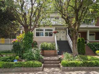 Townhouse for sale in Kitsilano, Vancouver, Vancouver West, 1936 W 6th Avenue, 262479327 | Realtylink.org