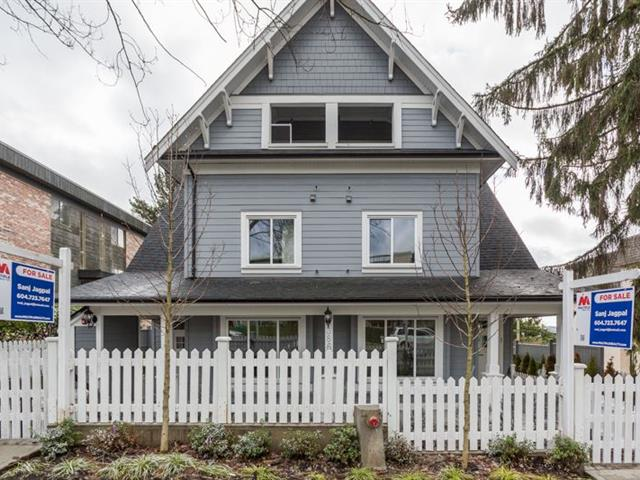 Townhouse for sale in Willingdon Heights, Burnaby, Burnaby North, 3 3868 Pender Street, 262480939 | Realtylink.org
