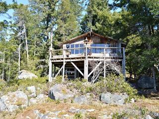 House for sale in Cortes Island, Harrison Hot Springs, 185 Sea Vista Road, 467924 | Realtylink.org