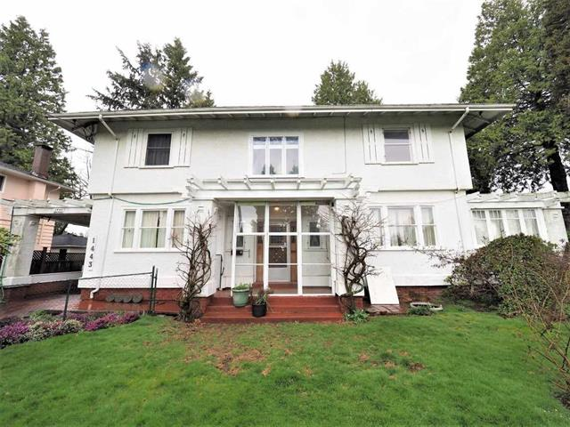 House for sale in South Granville, Vancouver, Vancouver West, 1443 W 57th Avenue, 262471290 | Realtylink.org