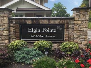 Townhouse for sale in Elgin Chantrell, Surrey, South Surrey White Rock, 18 14655 32 Avenue, 262488959 | Realtylink.org