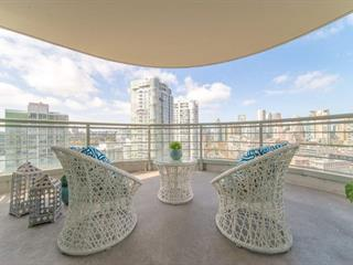 Apartment for sale in Yaletown, Vancouver, Vancouver West, 2203 1009 Expo Boulevard, 262482692 | Realtylink.org