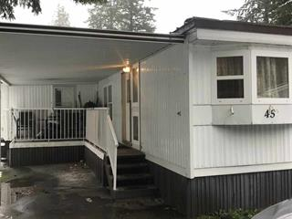 Manufactured Home for sale in Brookswood Langley, Langley, Langley, 45 20071 24 Avenue, 262455574 | Realtylink.org
