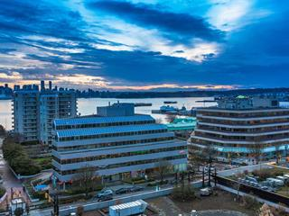 Apartment for sale in Lower Lonsdale, North Vancouver, North Vancouver, 906 155 W 1st Street, 262461980 | Realtylink.org